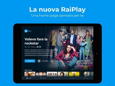 7 Schermata RaiPlay