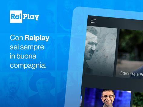 8 Schermata RaiPlay