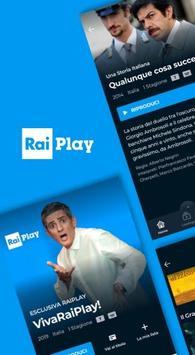 Poster RaiPlay