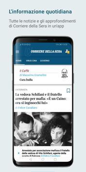 Corriere della Sera poster