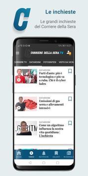Corriere della Sera screenshot 1
