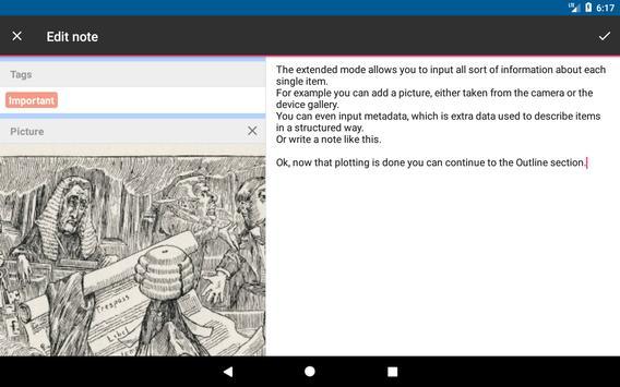 Novelist imagem de tela 12