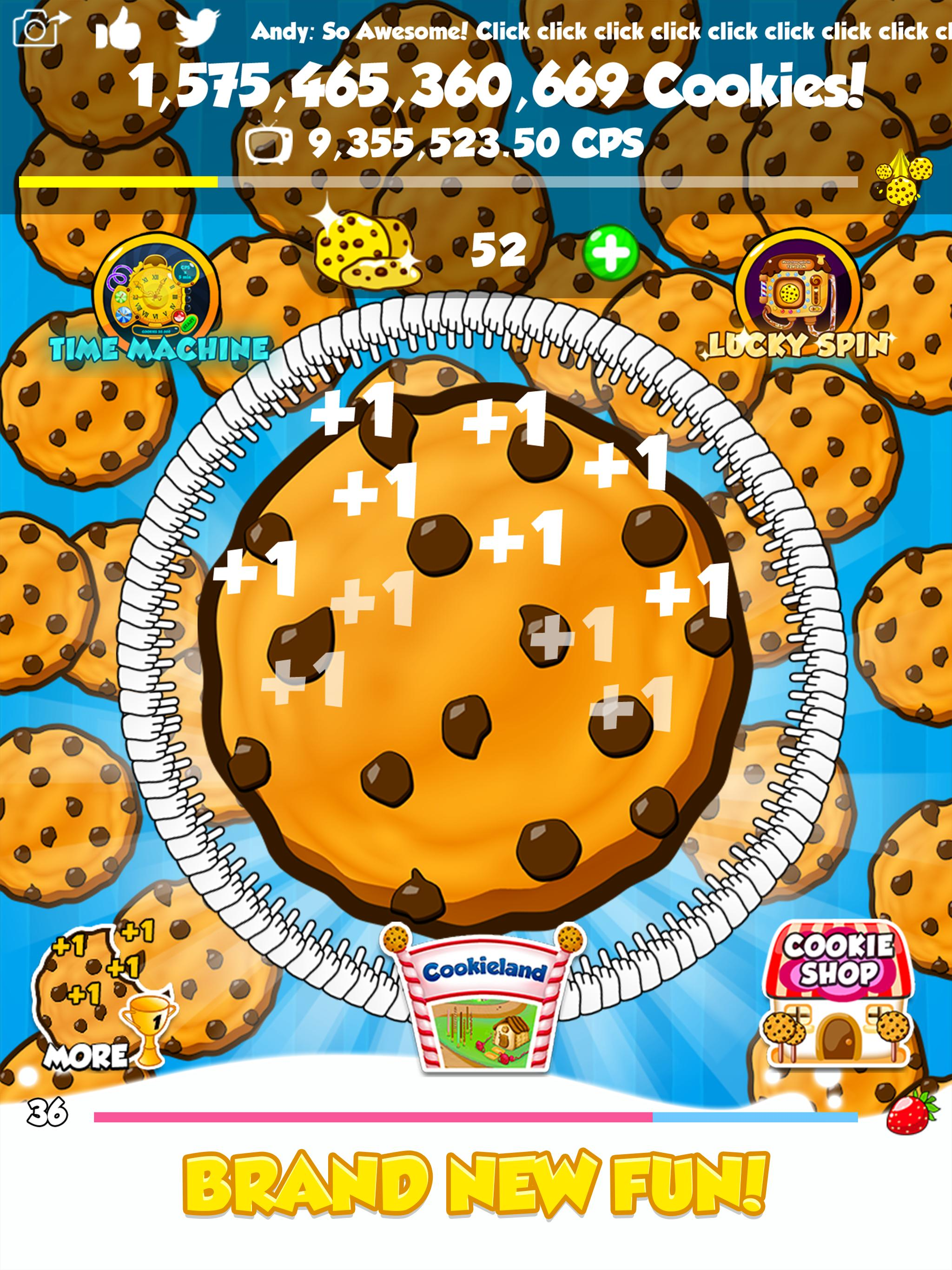 Cookie Clickers 2 for Android - APK Download