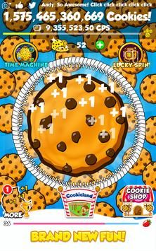 Cookie Clickers 2 poster