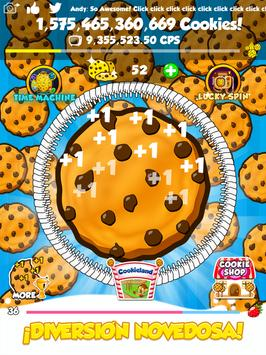 Cookie Clickers 2 captura de pantalla 10