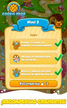 Cookie Clickers 2 captura de pantalla 2