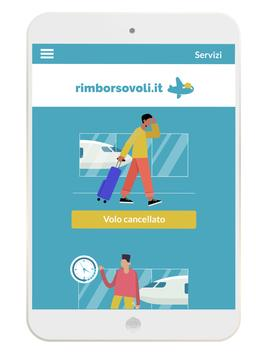 Rimborsovoli.it screenshot 11