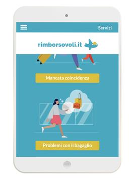 Rimborsovoli.it screenshot 12
