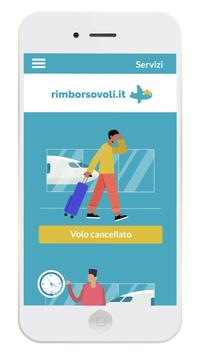 Rimborsovoli.it screenshot 4