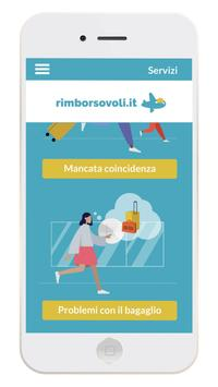 Rimborsovoli.it screenshot 5