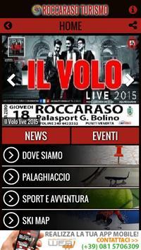 ROCCARASO poster