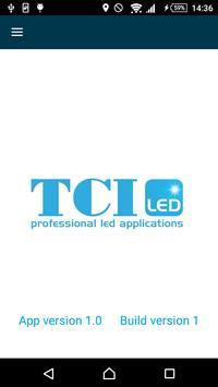 TCI LED poster