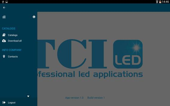 TCI LED screenshot 6