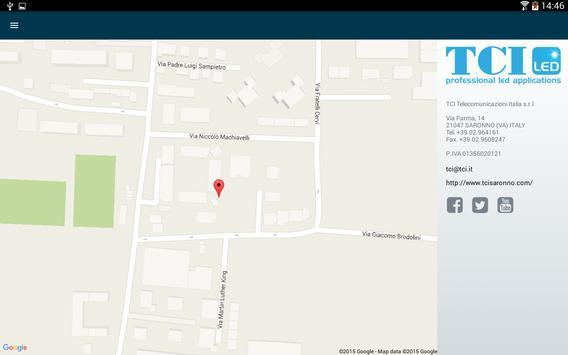 TCI LED screenshot 9