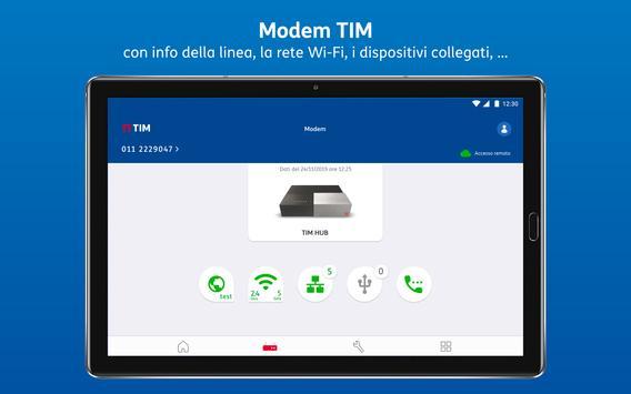 6 Schermata TIM Modem