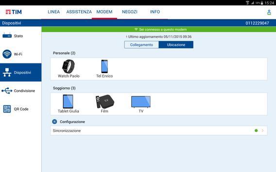 MyTIM Fisso screenshot 8