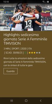 5 Schermata TIMVISION