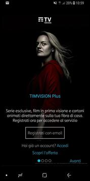 Poster TIMVISION