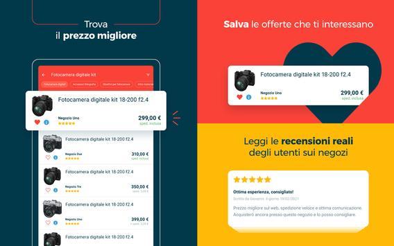 Trovaprezzi screenshot 11
