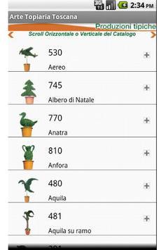 Arte Topiaria Toscana screenshot 1