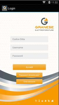 Granese B2B poster