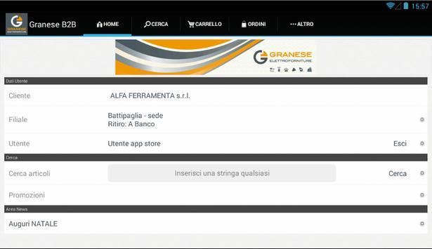 Granese B2B screenshot 11