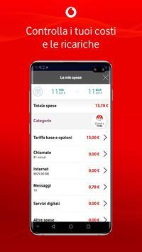 2 Schermata My Vodafone