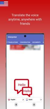 Interpreter screenshot 1