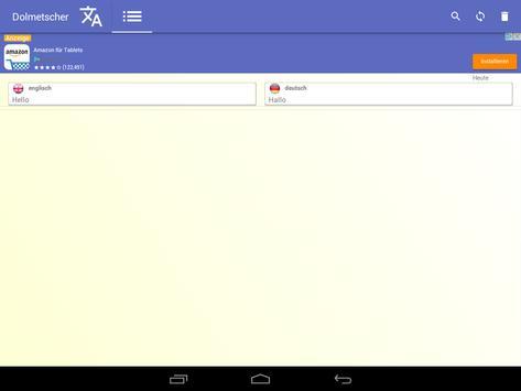 Dolmetscher Screenshot 18