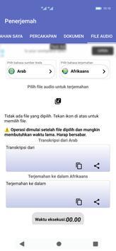 penafsir - penerjemah suara - 100 bahasa 🇮🇩 screenshot 6