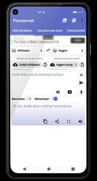penafsir - penerjemah suara - 100 bahasa 🇮🇩 screenshot 1