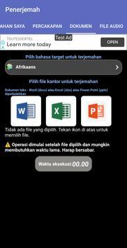 penafsir - penerjemah suara - 100 bahasa 🇮🇩 screenshot 3