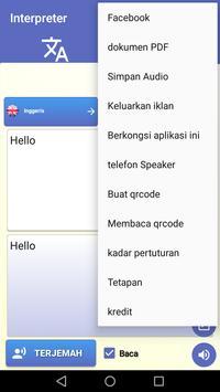 jurubahasa - penterjemah suara 🇲🇾 syot layar 3