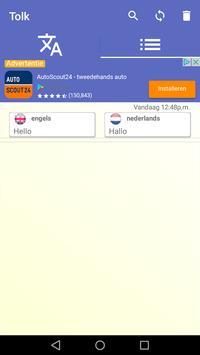 de tolk - vertaler stem screenshot 4