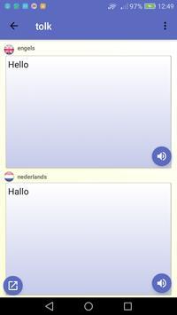 de tolk - vertaler stem screenshot 6