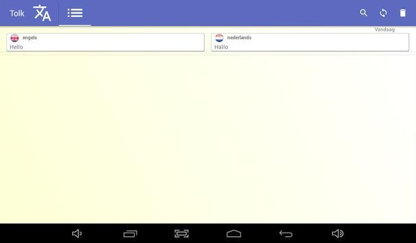 de tolk - vertaler stem screenshot 18