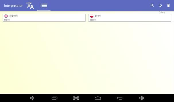 Tłumacz - darmo tłumacz głos 🇵🇱 screenshot 15