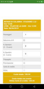 GAP - Passeggeri Autolinee Tripodi screenshot 4