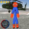 Amazing Spider Stickman Rope Hero Gangstar Crime 圖標