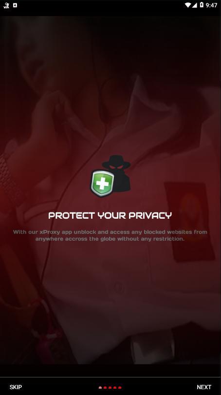 X-Proxy - Fast Web Proxy Unblock Sites cho Android - Tải về APK