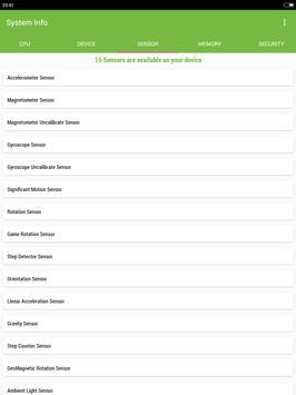 Full system info screenshot 7
