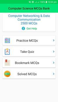 Computer Science MCQs imagem de tela 1