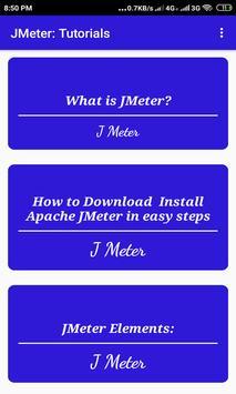 JMeter:TUtorials poster