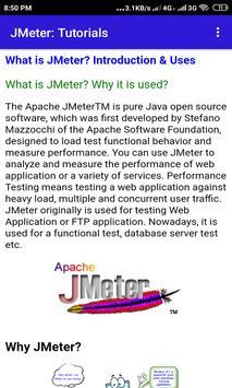 JMeter:TUtorials screenshot 1