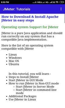 JMeter:TUtorials screenshot 2
