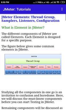 JMeter:TUtorials screenshot 3