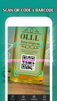 My QR Code Scanner Free poster