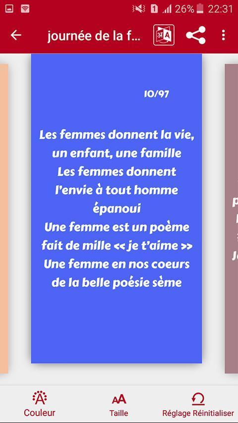 Journée De La Femme Messages 2019 For Android Apk Download