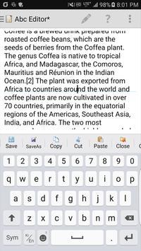 My Text Editor screenshot 3