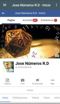 José Número RD screenshot 4